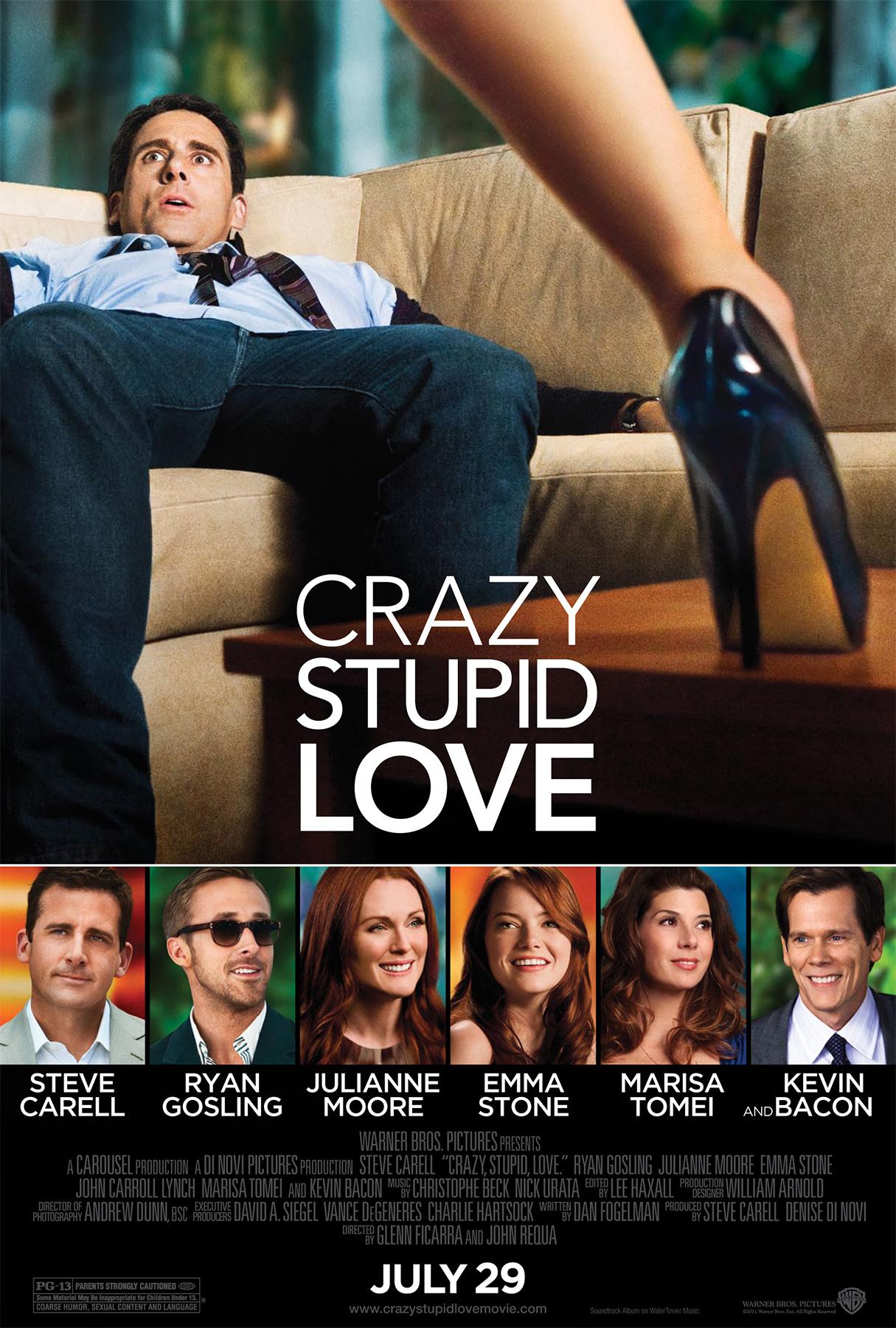 Őrült dilis szerelem (2011)