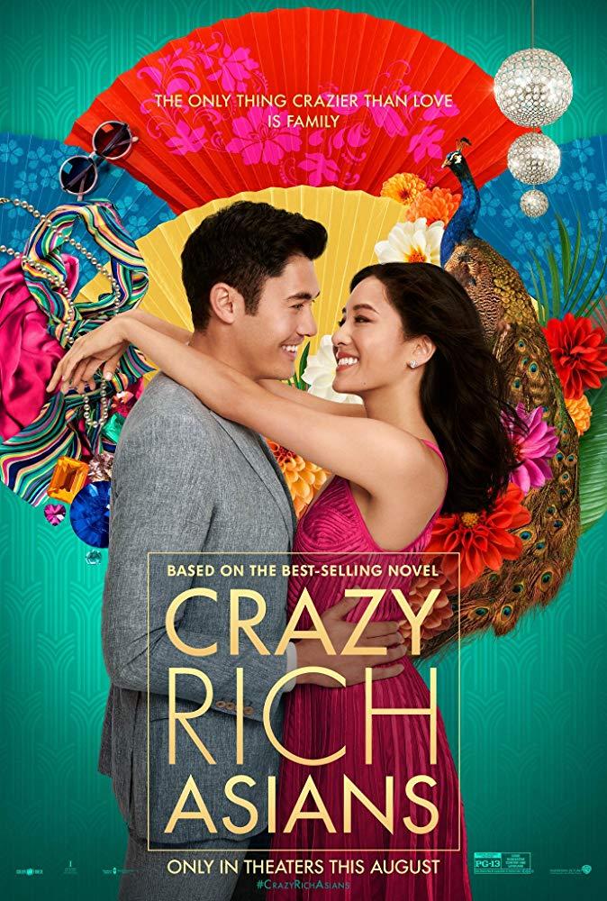 Őrült gazdag ázsiaiak (2018)