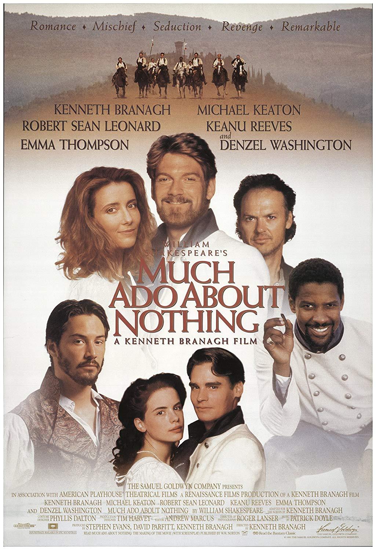 Sok hűhó semmiért (1993)