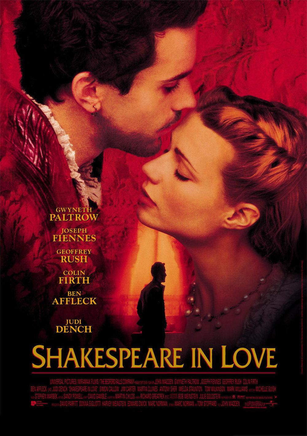 Szerelmes Shakespeare (1998)