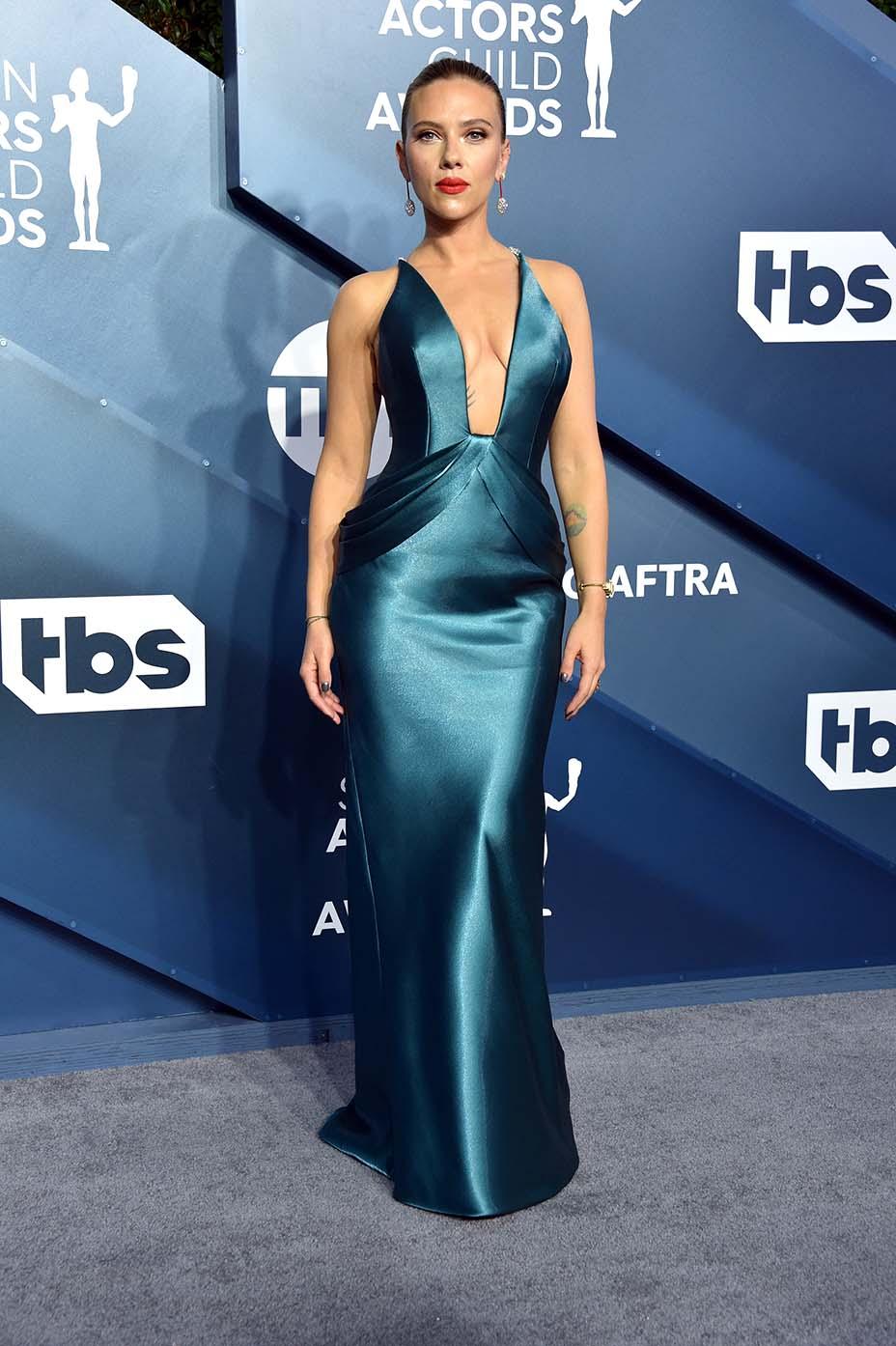 Scarlett Johansson - Armani Privé