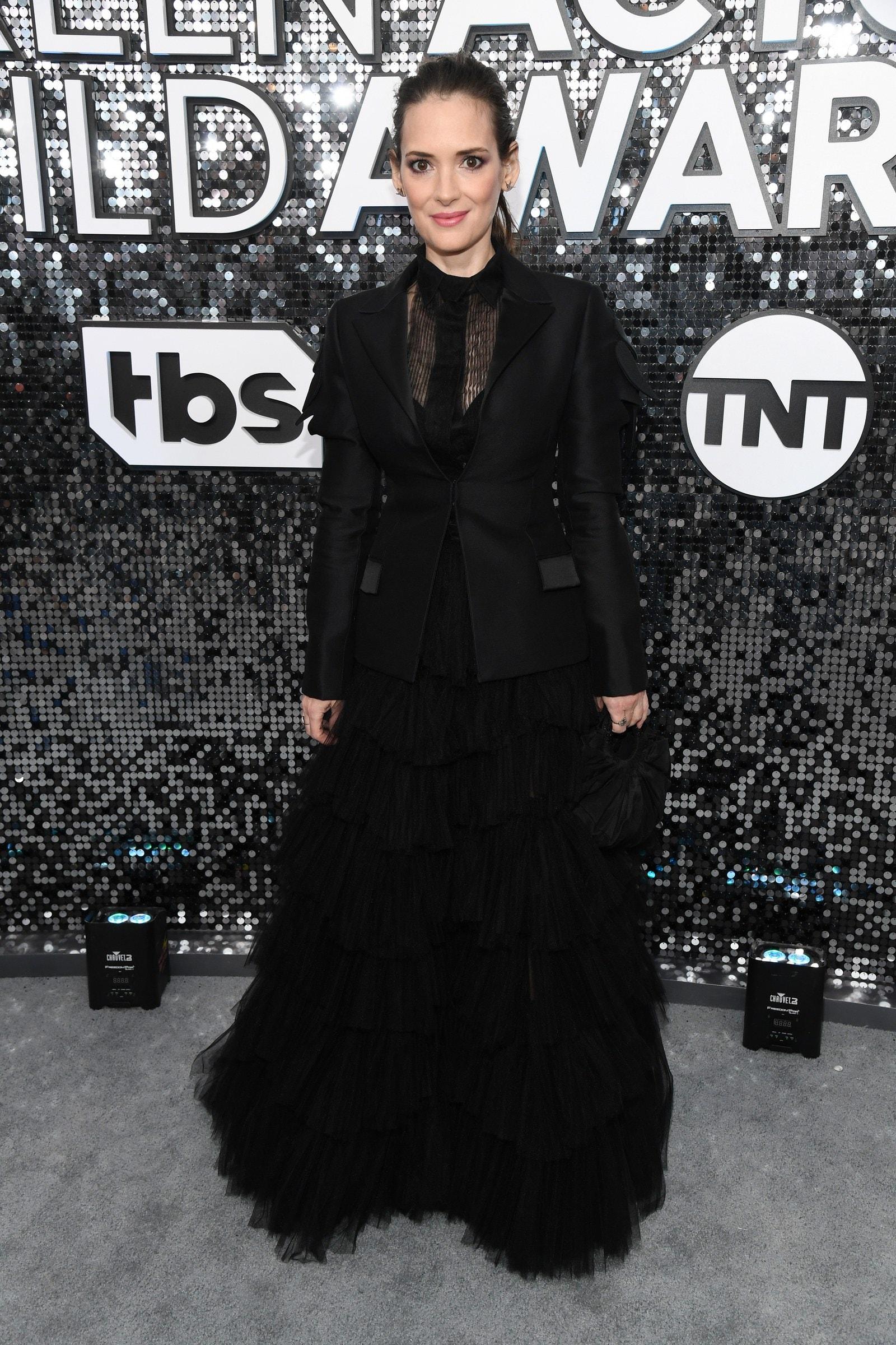 Winona Ryder - Dior Haute Couture