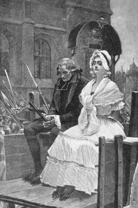 Marie Antoinette utolsó ruhája, amit a guillotine felé tartó úton viselt, egy teljesen más képet mutatott az embereknek, mint amiről hírhedtté vált, és épp ezért különleges