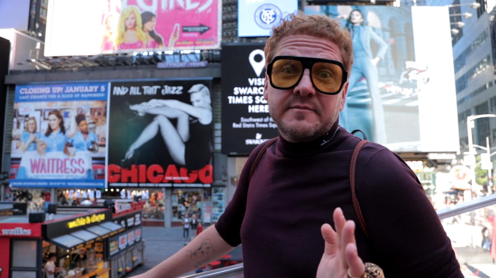 Miért fontos város New York a divatszakmában?