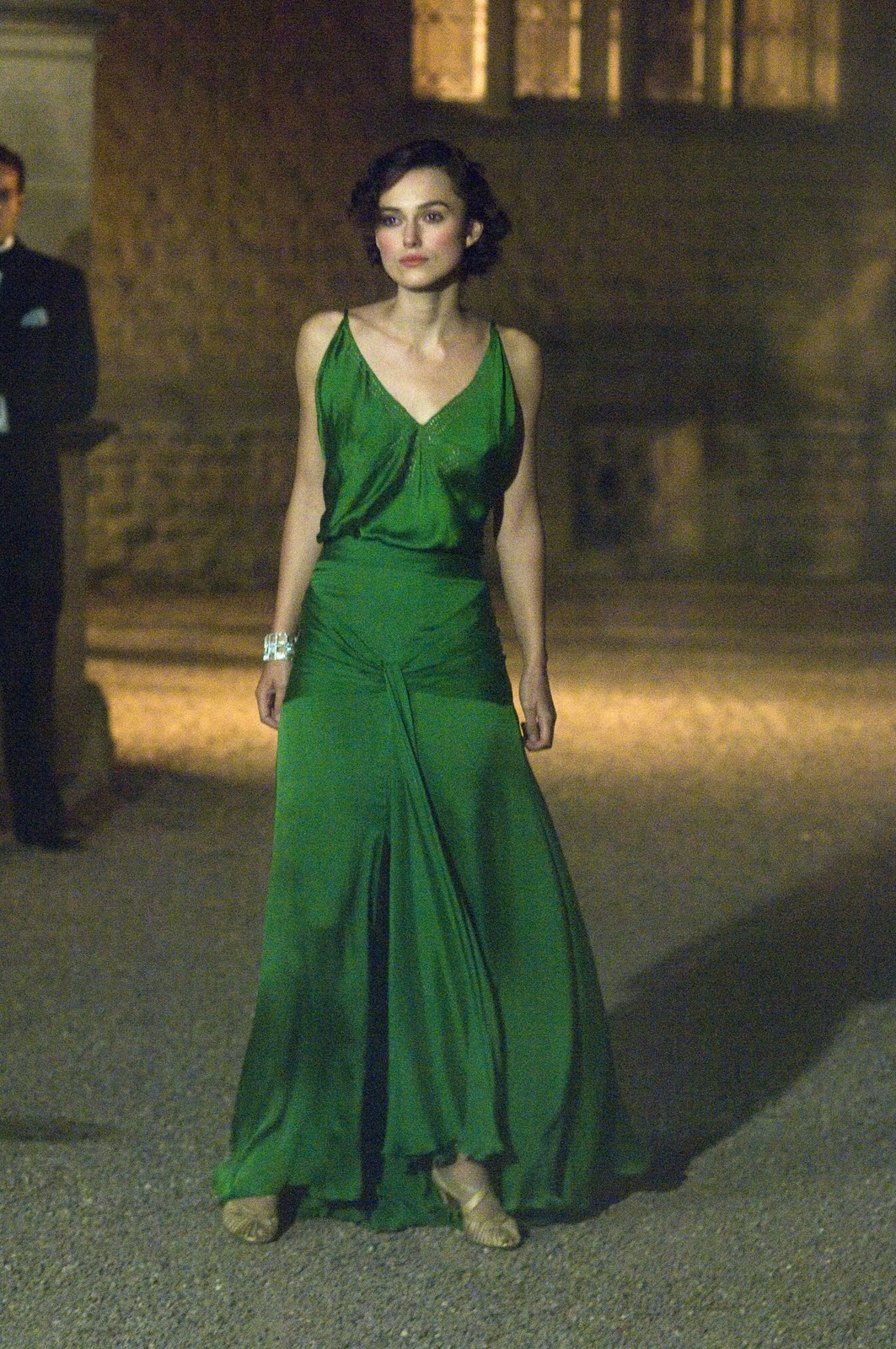 Egy klasszikus Keira Knightley-tól a Vágy és vezeklés c. filmből.