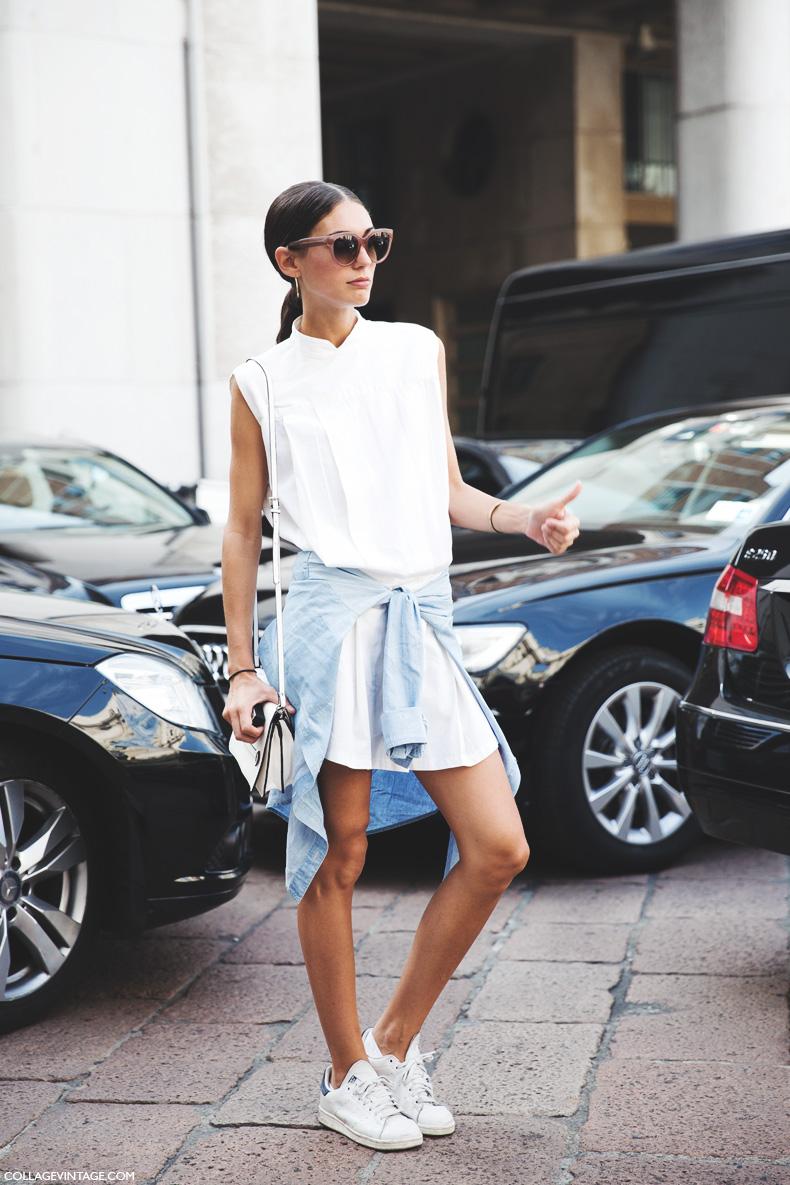 A kis fehér ruha