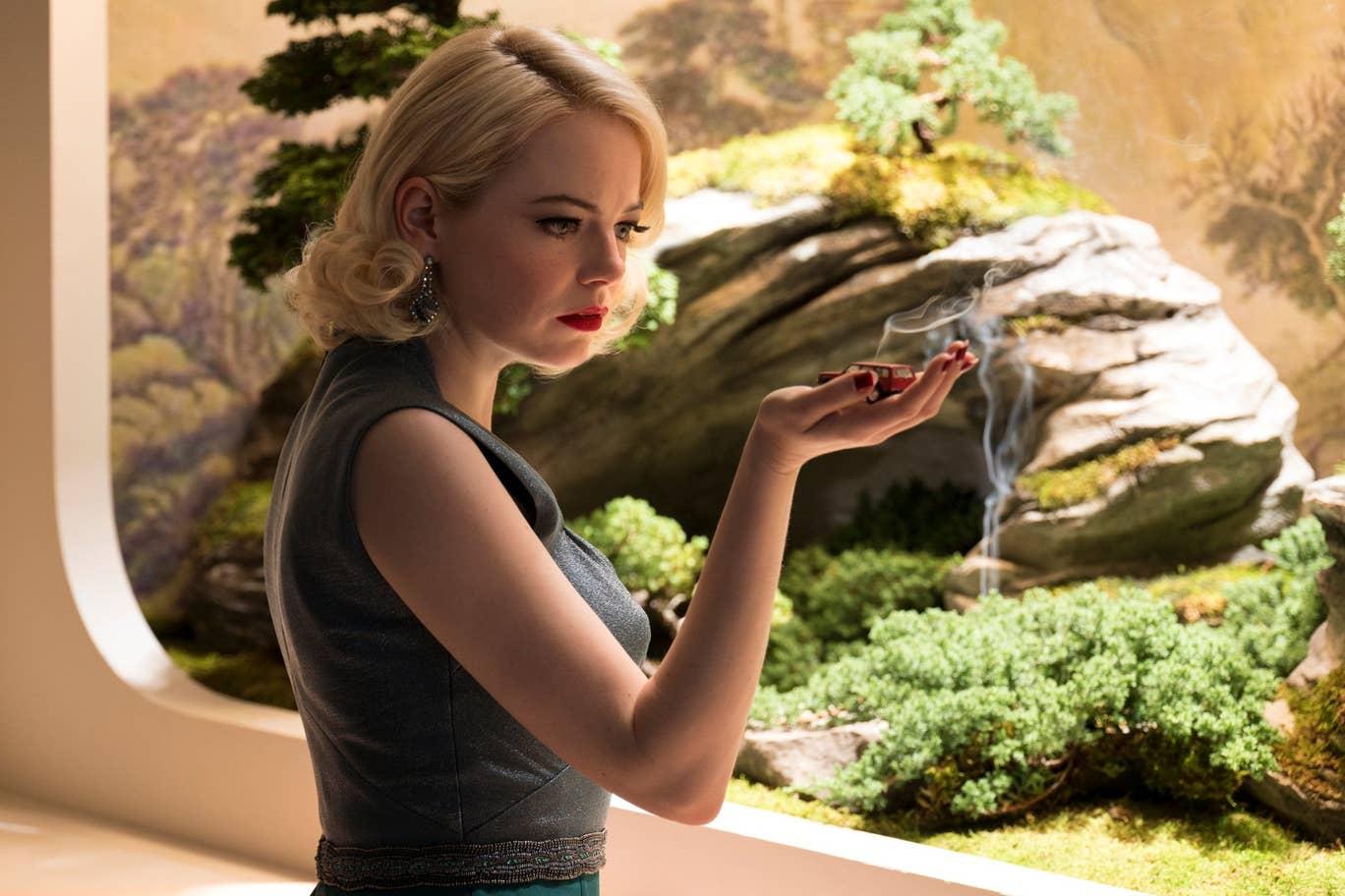 Maniac - Emma Stone főszereplésével készült sci-fi sorozat