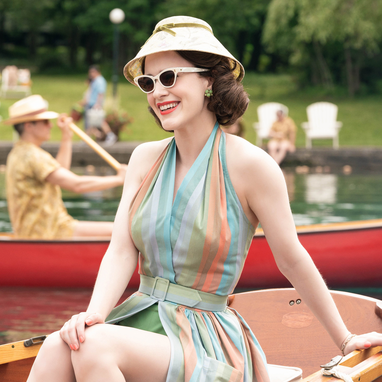 The Marvelous Mrs. Maisel - Csodálatos 50-es évekbeli ruhák, szórakoztató jelenetekkel, 3 Golden Globe díjjal