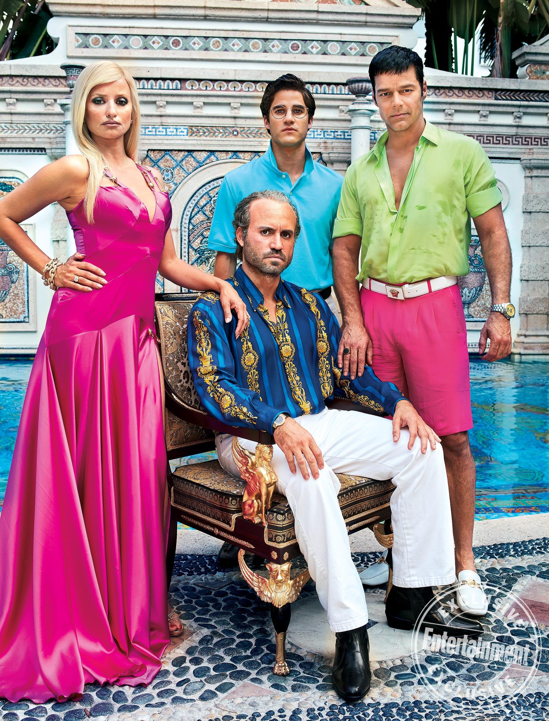 The Assassination of Gianni Versace - Varázslatosan élénk színek bukkannak fel itt is