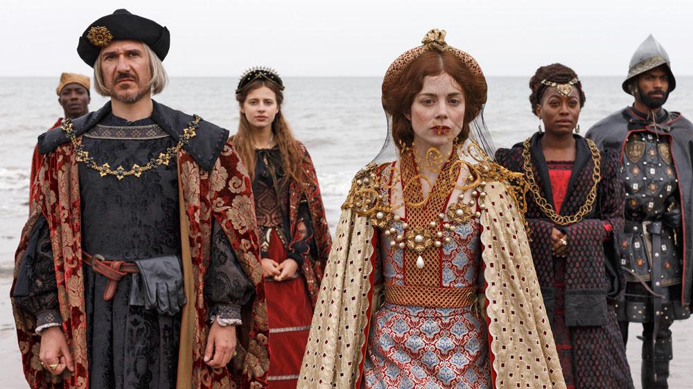 The Spanish Princess - Gyönyörű színekben és mintákban tobzódhattok