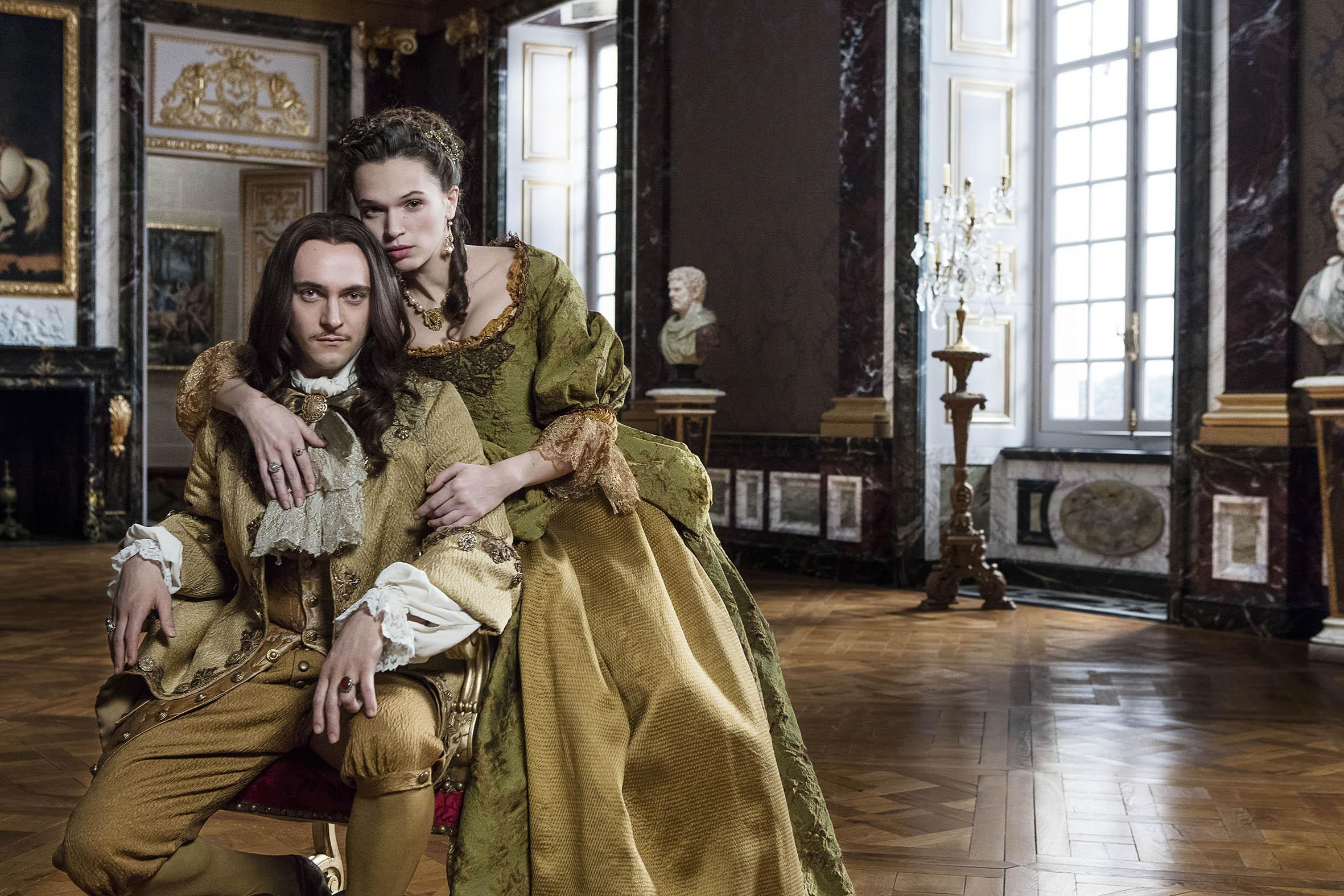 Versailles - Nem is kell magyaráznom, imádom ezt az érát!
