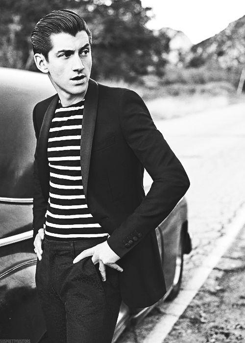 Alex Turner az Arctic Monkeys együttesből