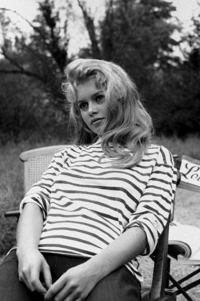 Brigitte Bardot 1956-ban, A megvetés című filmben - Fotó Getty Images