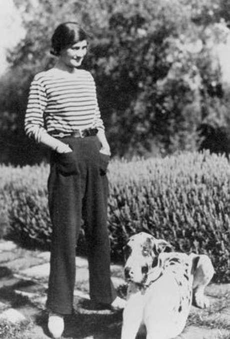 Coco Chanel 1930-ban