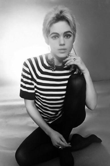 Edie Sedgwick, Andy Warhol múzsája