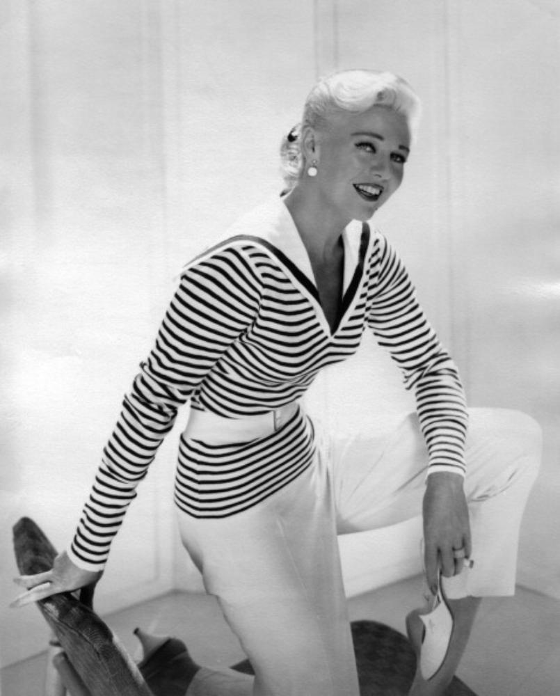 Ginger Rogers színésznő és táncos