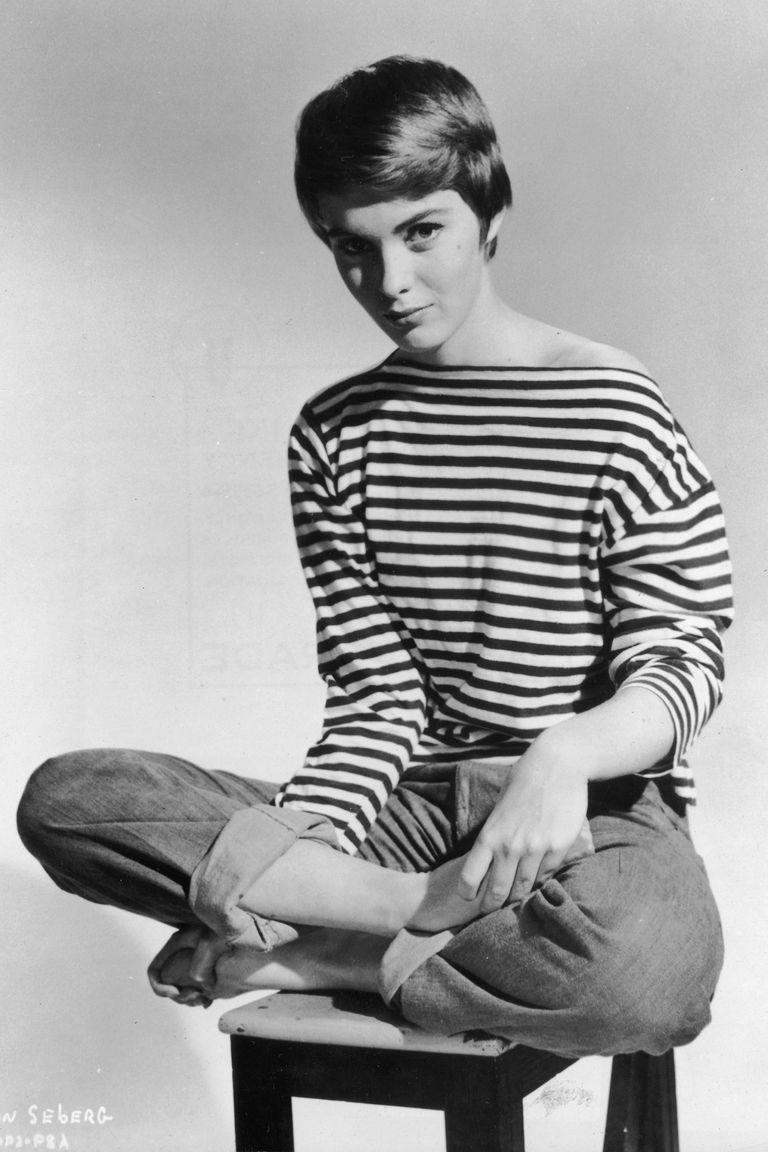 Jean Seberg 1965-ben