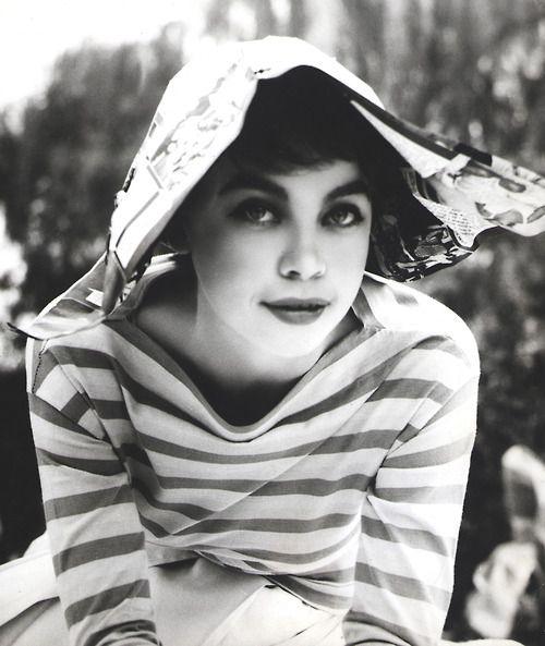 Leslie Caron színésznő