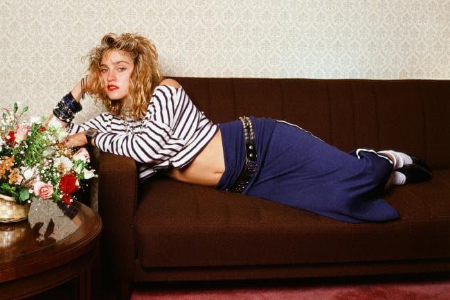 Madonna 1985-ben
