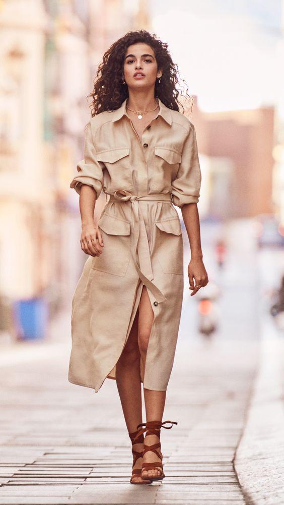 Ha színek helyett a minimalizmusra szavazol, egy ilyen ingruha évekig elkísér majd.