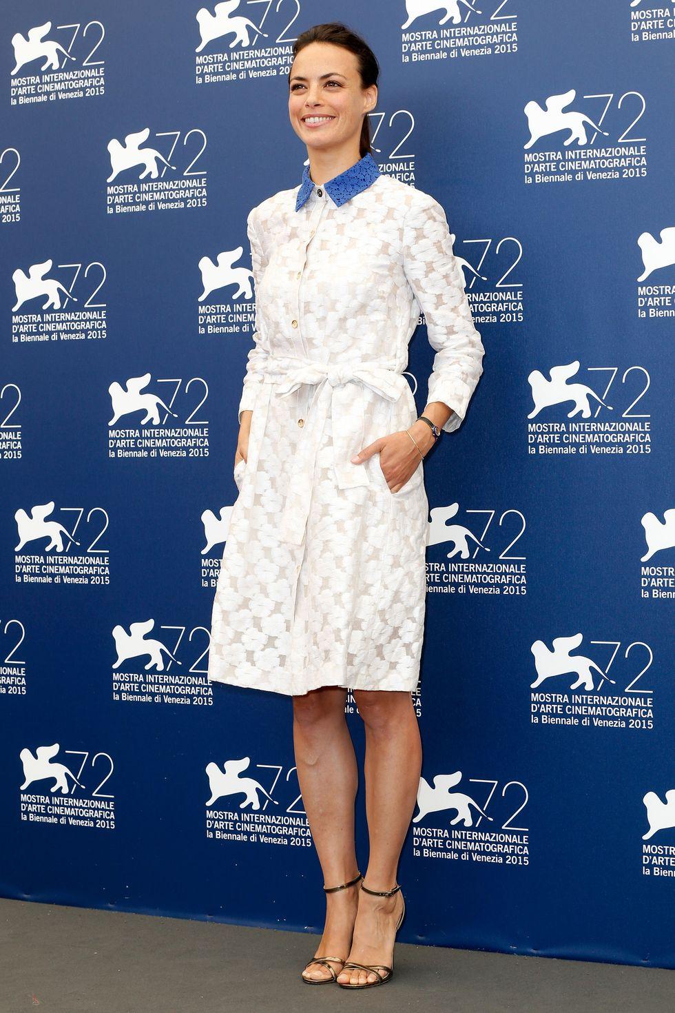 Berenice Bejo - Velencei Nemzetközi Filmfesztivál 2015