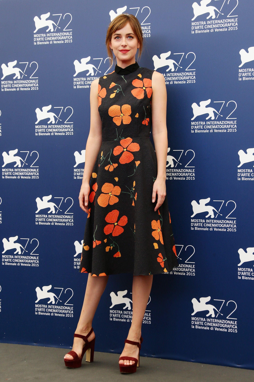Dakota Johnson - Velencei Nemzetközi Filmfesztivál 2015