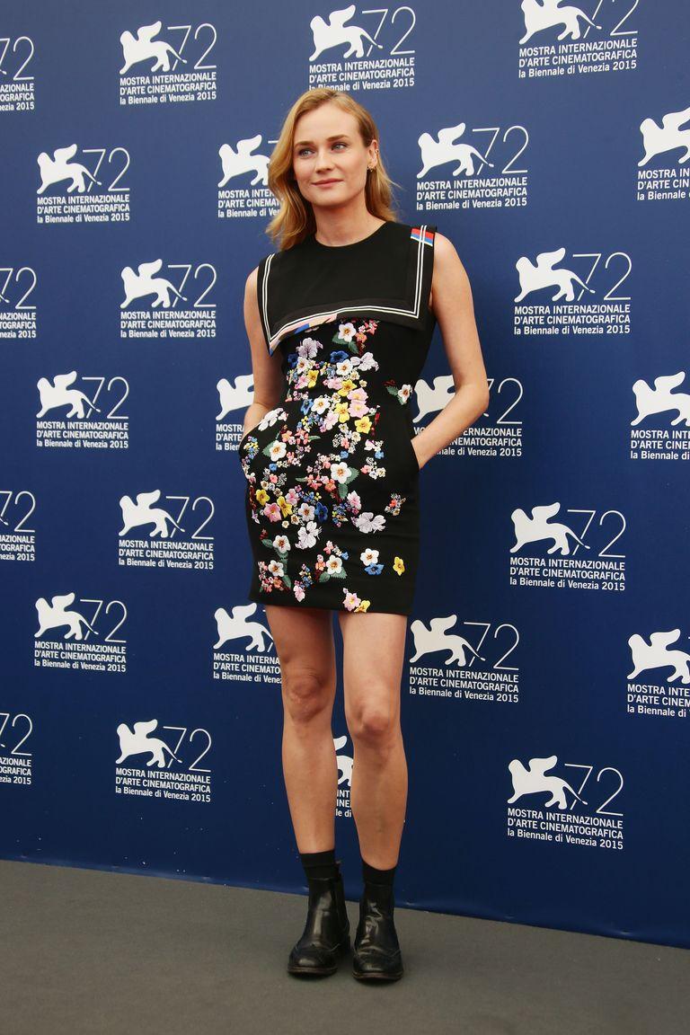 Diane Kruger - Velencei Nemzetközi Filmfesztivál 2015