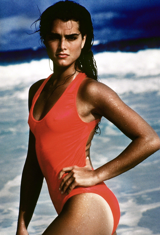 Brooke Shields, a 80-as évek kedvence