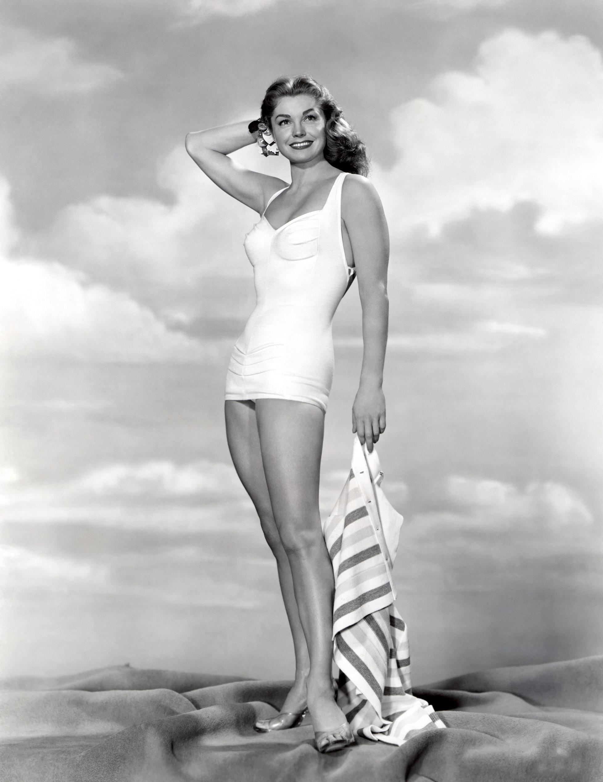Esther Williams úszó és színésznő