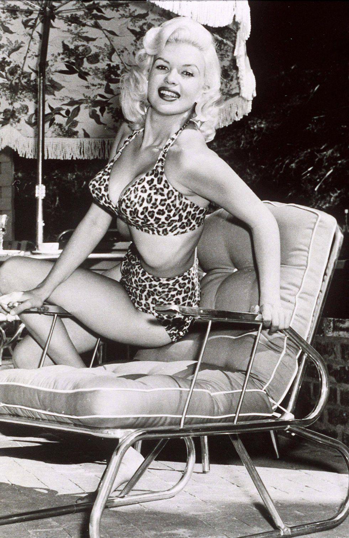 Jayne Mansfield színésznő 1960-ban