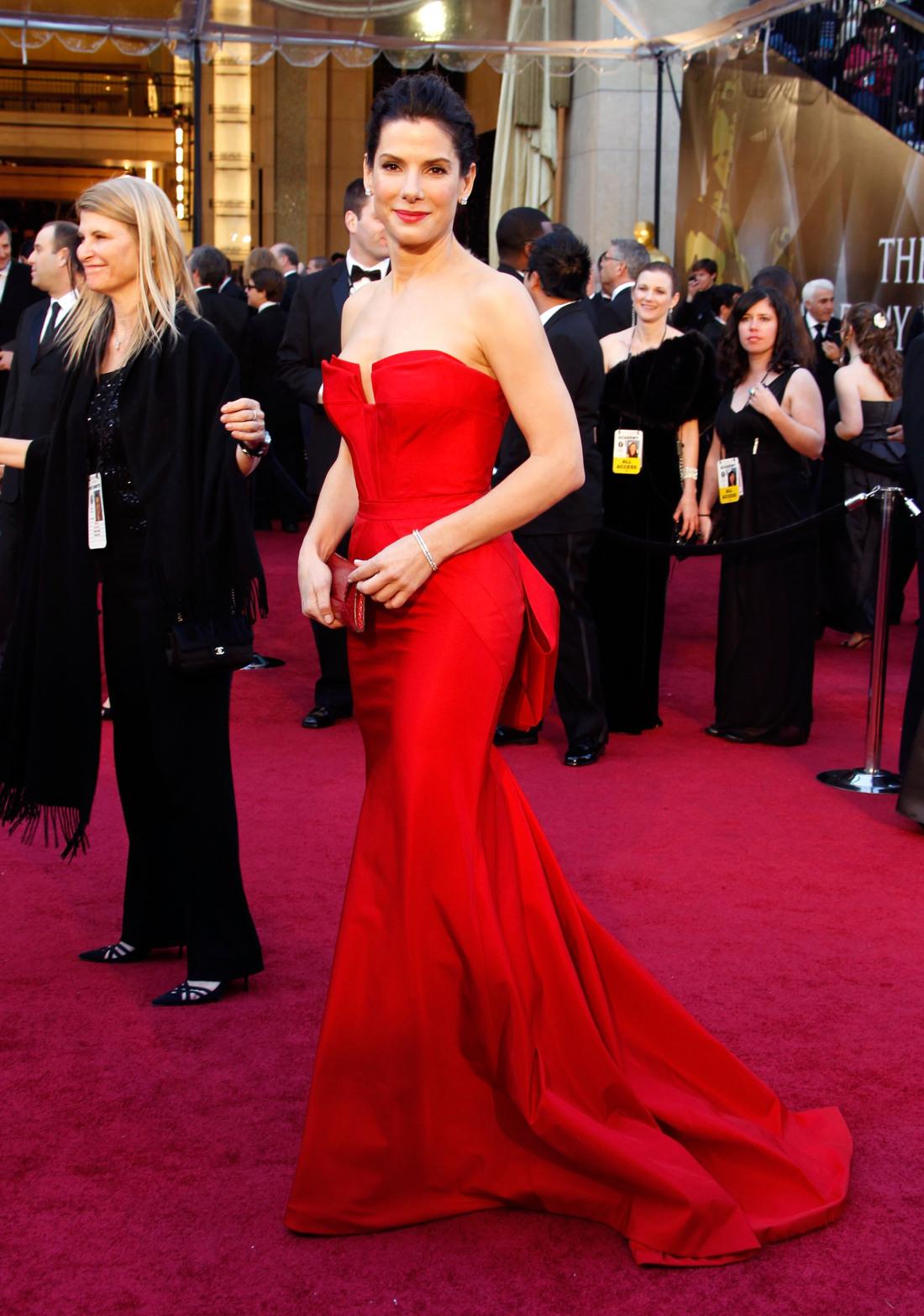 Sandra Bullock a 2011-es Oscaron