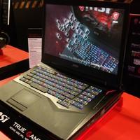 Agresszív laptop az MSI-től