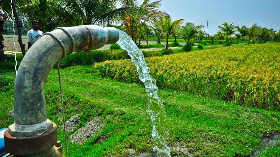 mezőgazdaság öntözés vízgazdálkodás