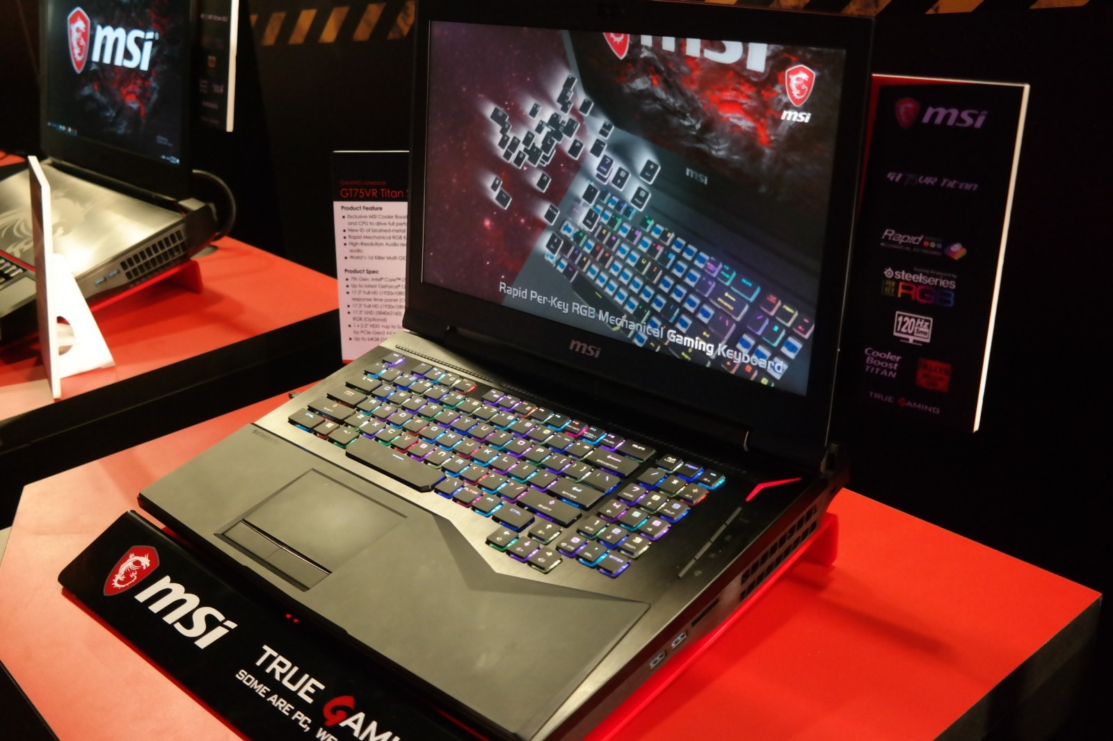 msi titan gamer laptop