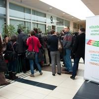 Nagy siker volt az első Magyar Marketing Fesztivál