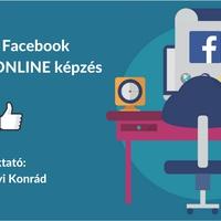 Alapozó Facebook marketing - ONLINE képzés