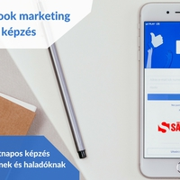 Facebook marketing képzés