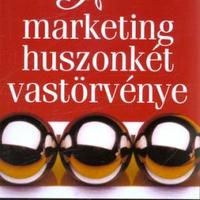 Al Ries - Jack Trout: A marketing 22 vastörvénye