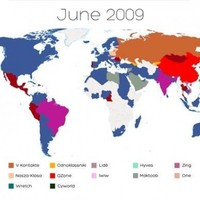 Facebook a térképen
