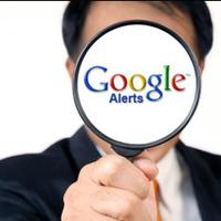 Segít naprakésznek lenni: Google Alerts