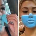 Kitoloncolják Baliról a maszkkal vicceskedő influenszereket