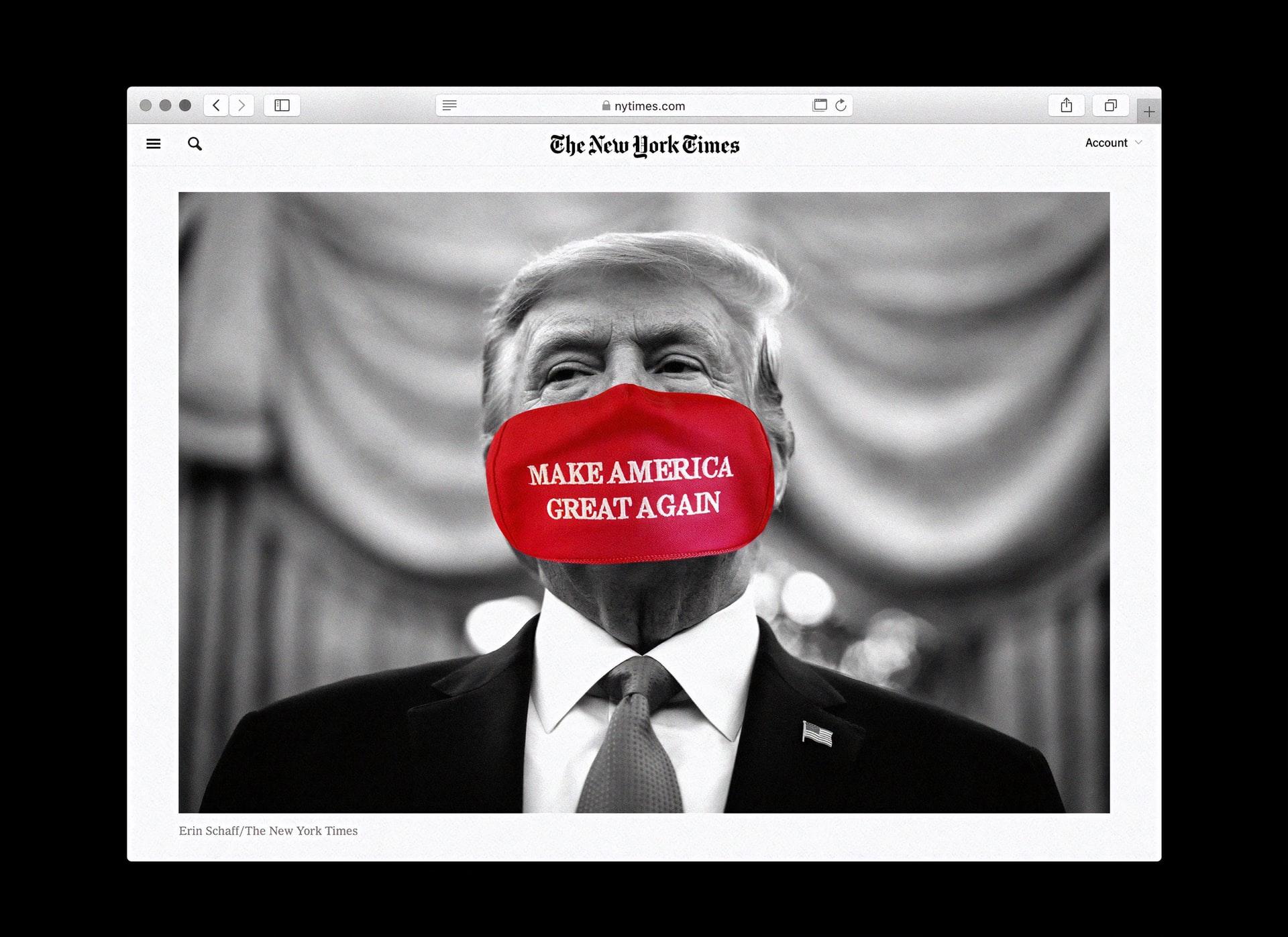 Rendhagyó módszerrel tér vissza Donald Trump a közösségi médiába