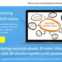 ÉLŐBEN az Inbound Marketing Akadémiáról!