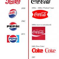 Redesign 3. - Coca-Cola és Pepsi