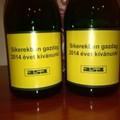 Egyedi boros és pezsgős címke