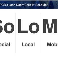 SoLoMo: It's Not Too Late to Be Early- Mit is takar ez a legújabb angol rövidítés?