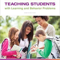 Strategies For Teaching Students With Learning And Behavior Problems, Enhanced Pearson EText With Loose-Leaf Version -- Access Card Package (9th Edition) Books Pdf File