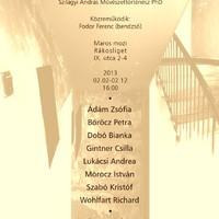 Lépcsőházi kiállítás újra a MovInggal, február 2-án!