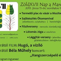 A Zöld XVII. Napja