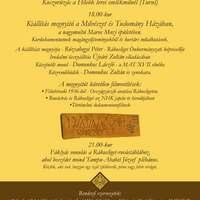 Trianoni megemlékezés Rákosligeten